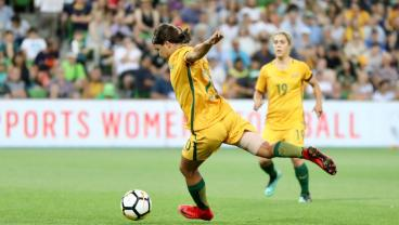 Sam Kerr Confirms That Regardless Of What FIFA Thinks, She's The Best On The Planet