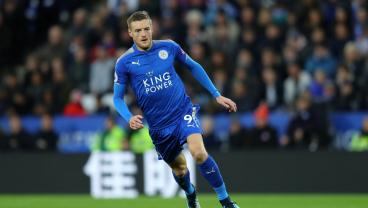 The Level Of Difficulty On This Jamie Vardy Goal Is Unreal
