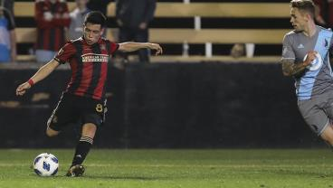 That Ezequiel Barco Guy? Yeah He's Really, Really Good