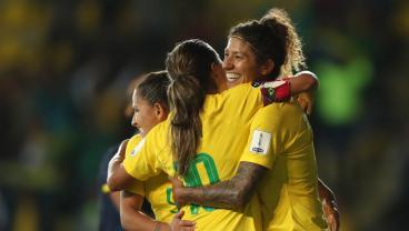 Joga Bonito: Brazil Put 8 Glorious Goals Past Ecuador At Copa America Femenina