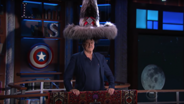 John Cleese And His Big Furry Hat Demand France Give England Its World Cup Trophy