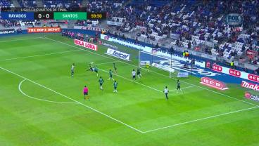Night One Of The Liga MX Playoffs Featured A Banging Bicycle Kick