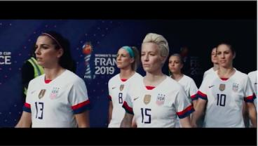 FOX Debuts Its Electrifying Women's World Cup Commercial