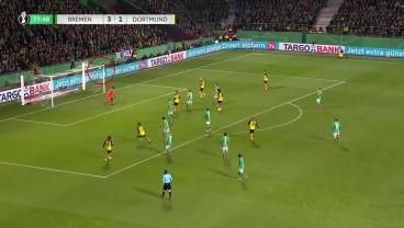 American Teen Gio Reyna's First Goal For Dortmund Is An Absolute Worldie