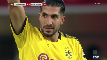 Emre Can's First Goal Back In Germany Was A Giant Middle Finger To Juventus