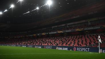 In Neat Little Rows, Arsenal Fans Become First To Return To Stands In England