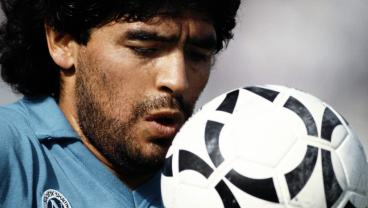 Serie A Gifts Us A Highlight Reel Of Maradona's Best Napoli Moments