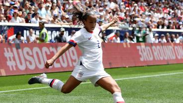 Mia Hamm And Mallory Pugh Star In Gatorade's Women's World Cup Ad