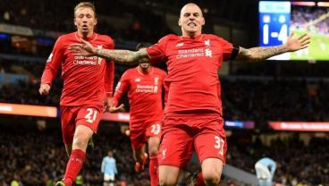 Liverpool Owns Manchester City