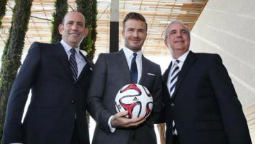 Beckham Finally Granted Approval For MLS Stadium