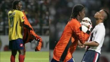 Relive The U.S. Vs Colombia Clash In The 2007 Copa America