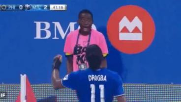 38-Year-Old Didier Drogba Fires Sensational Hat-Trick For Montreal