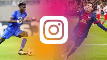 Soccer Leagues, Teams, Players and Personalities To Follow On Instagram
