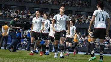 Women's teams in FIFA 16