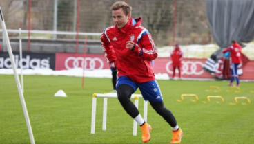 Mario Gotze is not doing as well as Pep's last protege.