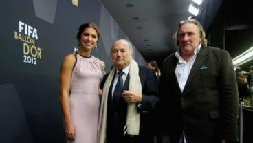 Sepp Blatter Didn't Know Who Alex Morgan Was