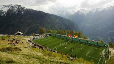 15 Breathtaking Images Of The Beautiful Game