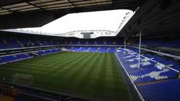 Tottenham Hotspur prep for NFL team