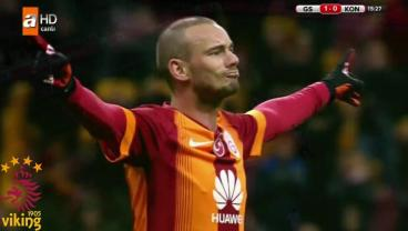 Wesley Sneijder Is A Legend That Half The World Doesn't Know