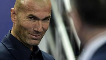 Zinedine Zidane Still Believes PSG Can Beat Barca