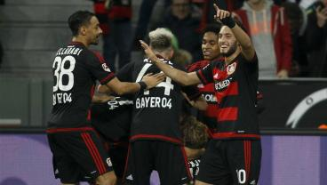 Calhanoglu's Incredible Volley Sends Leverkusen to the Round of 16