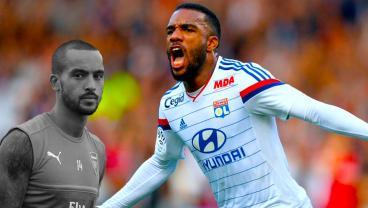 Alexandre Lacazette Arrival At Arsenal Would Spell The End For Theo Walcott
