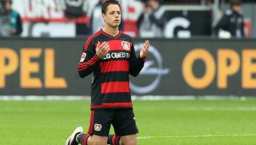 Chicharito Scored In Bayer Leverkusen's Friendly Against Kickers Offenbach