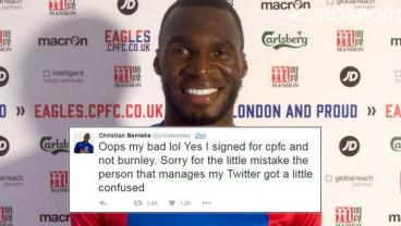 Christian Benteke Finalizes £27m Move To Somewhere, Probably