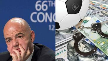 FIFA President Gianni Infantino's Salary Has Been Confirmed And It's Sickening