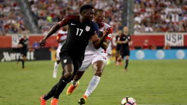 Strong Play From Jozy Altidore And Christian Pulisic Has USA Rolling Into The Hex