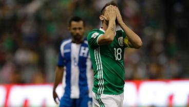 Mexico Disappoints In 0-0 Draw With Honduras