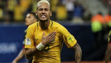 Neymar is a certainty for Brazil.