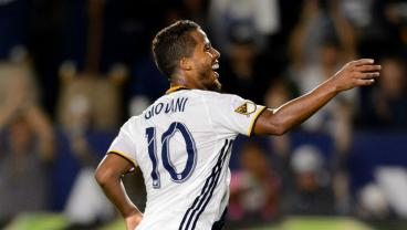 Giovani dos Santos excels vs. Real Salt Lake
