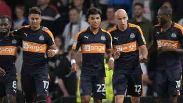 DeAndre Yedlin Scores His First Goal In England During Superb Newcastle Performance