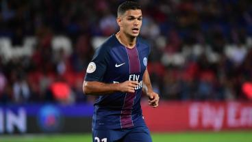 Hatem Ben Arfa has been dropped from PSG's squad.