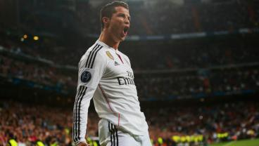Cristiano Ronaldo And Real Madrid Earn Last-Minute Victory Against Sporting