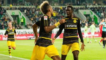 Aubameyang Launches Bayern Munich Warning As Borussia Dortmund Score 17 Goals In 3 Games