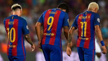 Barcelona Using Its Depth To Atone For Last Season's Sins