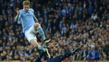 How Kevin De Bruyne Became One Of The Top 5 Players In The World