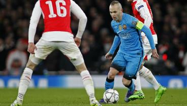 How to play like Andres Iniesta