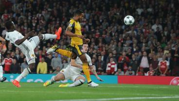 Theo Walcott vs. FC Basel