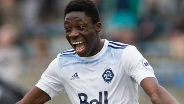 15-Year-Old Manchester United Target Alphonso Davies Thrills In Second MLS Start