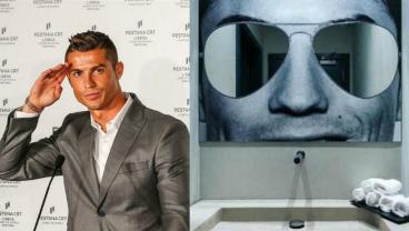 Cristiano Ronaldo's New Hotel Is A Huge Upgrade On The Holiday Inn