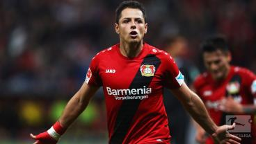 Chicharito Scored His 5th Goal In His Last 3 Games Saturday