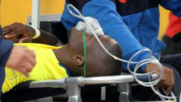 Enner Valencia Evades Police Capture While Being Carted Off Injured