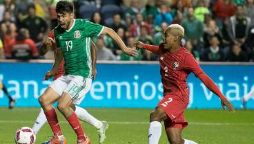 Giovani Dos Santos And Oribe Peralta Combine To Lead Mexico To Victory