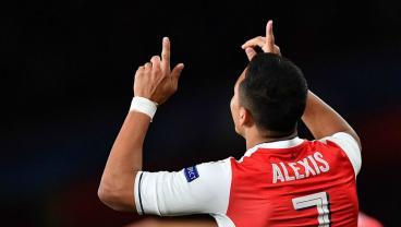 Peak Arsenal Continue To Roll After Alexis Sanchez Wonder Goal