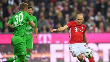 Arjen Robben Is Healthy Now, Which Should Make Soccer Fans Very Happy