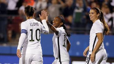The USWNT Has A Diversity Problem That Impacts All American Soccer
