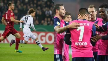 Bobby Wood And Fabian Johnson Light Up The German Cup Second Round